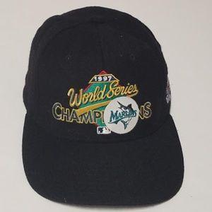 1997 Florida Marlins Vintage Clubhouse Cap